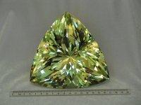 Триллиант. Цитрин. 7202 ct., 139 x 155 мм