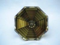 Паутина. Полосчатый цитрин, 1940 ct., 86 x 86 мм