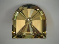 Врата в Рай. Цитрин. 1520 ct., 73 x 73 мм